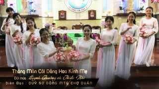 Tháng Mân Côi Dâng Hoa Kính Mẹ - Tuần 2 - Thiếu Nhi Giáo Xứ