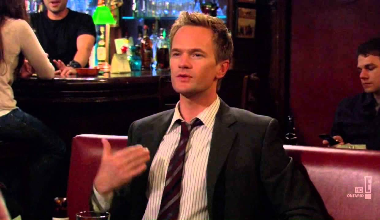 Barney Simpson Porn the difference between my life and porno - barney stinson