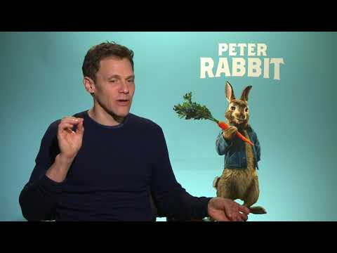Peter Rabbit: Director Will Gluck Official Movie Interview Mp3