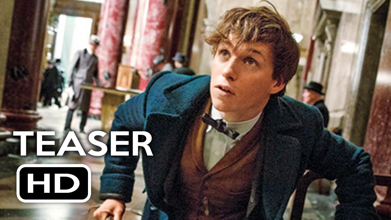 fantastic beasts and where to find them teaser trailer 1 2016