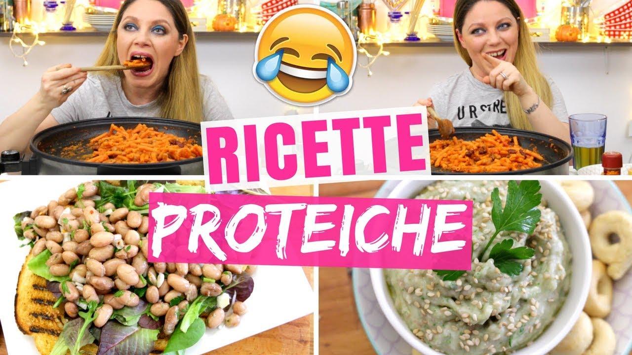 Pranzo Proteico Ricette : Pranzo proteico ricette: ricette con quinoa: cinque idee proteiche e