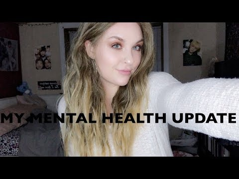 UPDATE ON MY MENTAL HEALTH