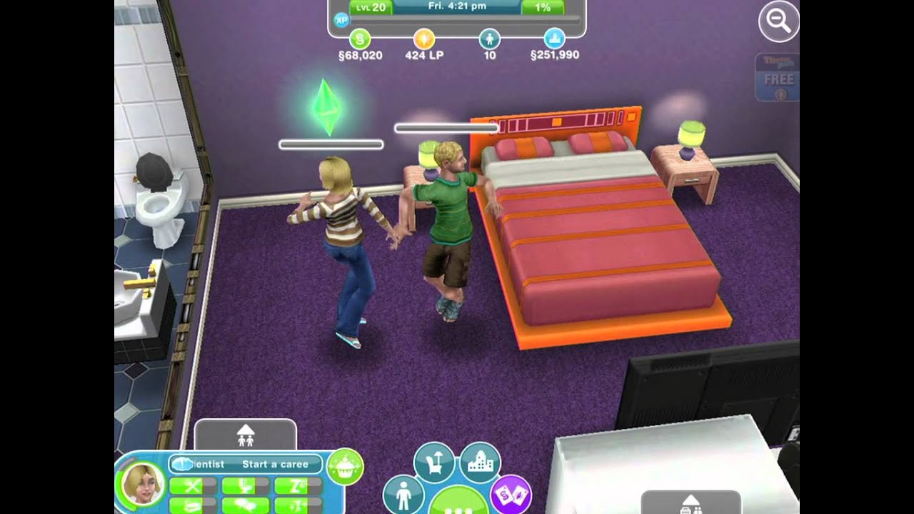 how to become dating on sims freeplay This site might help you re: how do you get two sims in a relationship (partners) on sims freeplay i have sims freeplay on my samsung galaxy ace 2, i have 4 sims and want two of them to move in together and become partners, they are currently best friends and i have seen the option before but they were on a.