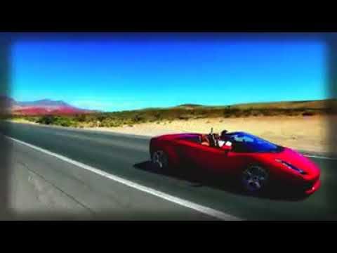 DJI Inspire Lamborghini Las Vegas