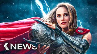 Thor 4: Love and Thunder, Avatar 2, Star Wars Zukunft... KinoCheck News