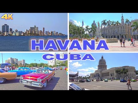 HAVANA - CUBA 2017 4K