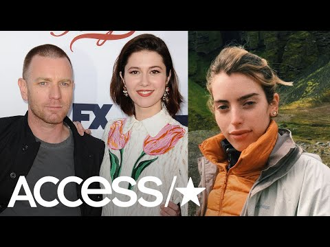 Ewan McGregor's Daughter Shades His Gf Mary Elizabeth Winstead: She's 'A Piece Of Trash'  Access