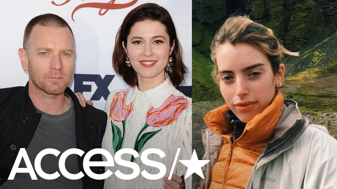 Ewan McGregor and Mary Elizabeth Winstead Welcome First Child ...
