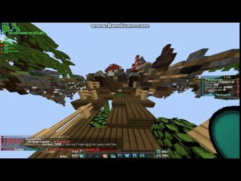 Haker SkyPvP !Monster Network! #2