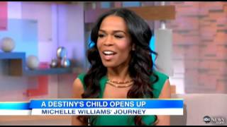Michelle Williams: Good Morning America (Interview: January 24, 2013)