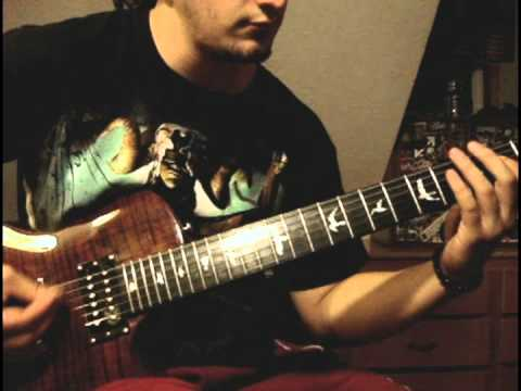 Skeletonwitch - Released From The Catacombs (Guitar Cover) mp3