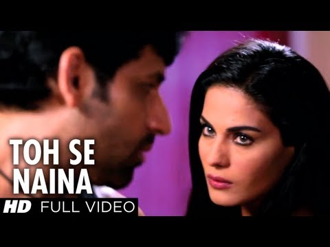 Toh Se Naina Video song | Zindagi 50 50 | Veena Malik | Rekha Bharadwaj
