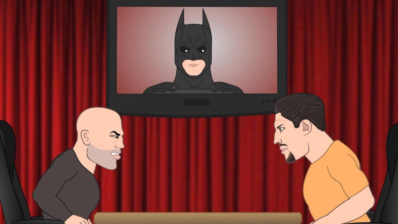 A Batman Moment - JRE Toons