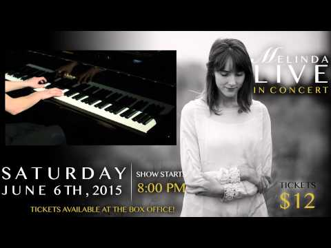 Melinda Live In Concert