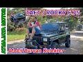 Daihatsu Taft Rocky F75 Review dan Tips Beli Mobil  JeeP 4x4 #ATMAJAYAMOTOR