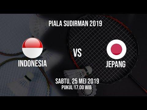 Jadwal Semifinal Piala Sudirman, Indonesia Berhadapan dengan Jepang, Sabtu (25/5)
