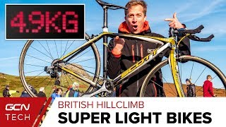 The Best Lightweight & Custom Bikes From The British National Hill Climb Championships 2019