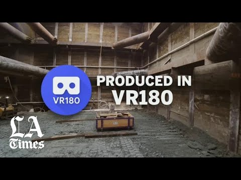 VR180 | L.A. Metro construction unearths thousands of ice age fossils beneath Los Angeles