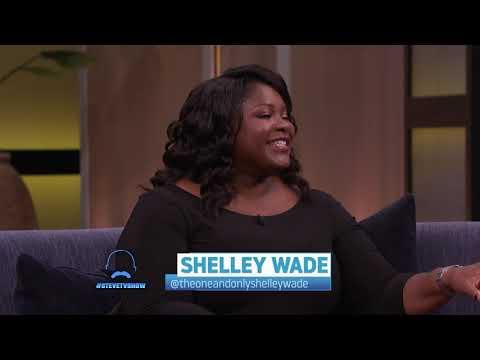 Shelley Wade - Shelley Wade On Steve Harvey's Talk Show!