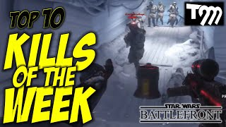 STAR WARS BATTLEFRONT - Top 10 Kills of the Week #23