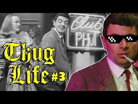Mr Bean Thug Life | Rowen Atkinson Thug Life | Johnny English Thug Life | PREDATOR