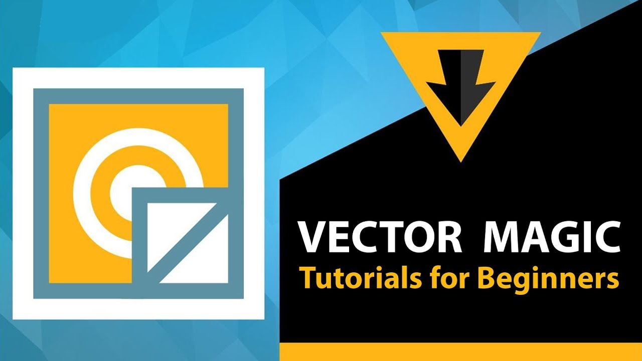 vector magic tutorial - YouTube