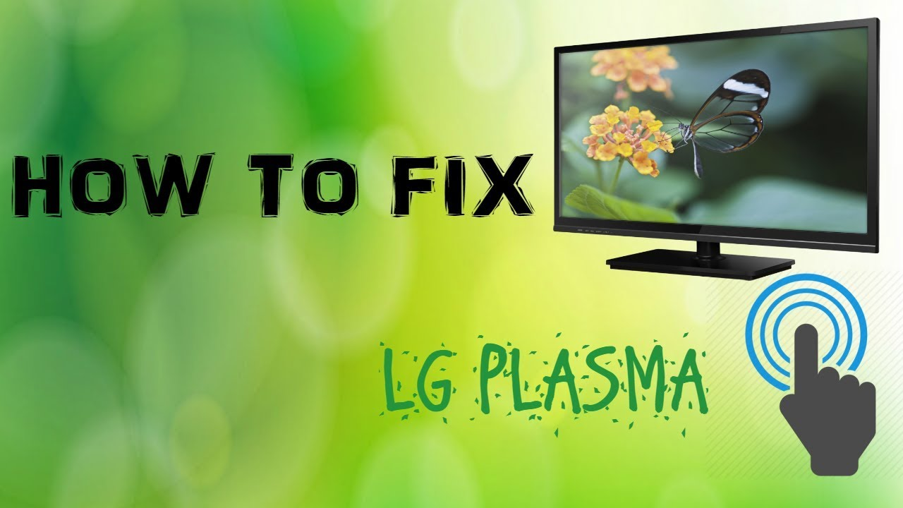 Fixing LG Plasma just keeps clicking and does not turn on 50PA4500