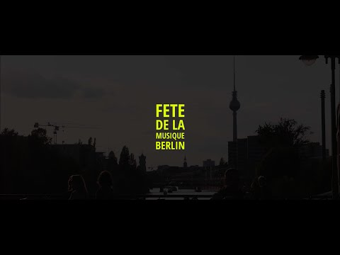 Fête de la Musique in Berlin, 21. Juni #FETEberlin