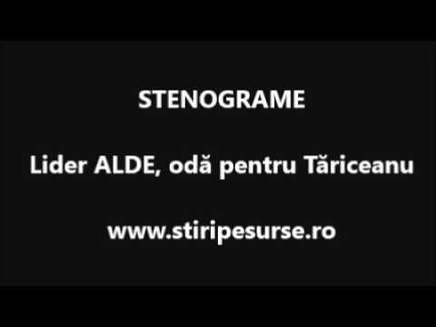 STIRIPESURSE.RO Stenograme ALDE. Steluța Cătăniciu despre impertinenta DNA