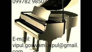 Live show Chok purao instuermental by vipul goswami 099782 98503