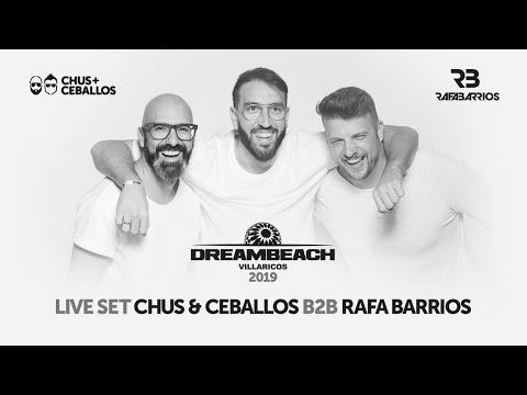 Chus & Ceballos B2B Rafa Barrios @ Dreambeach Festival 2019 LIVE SET