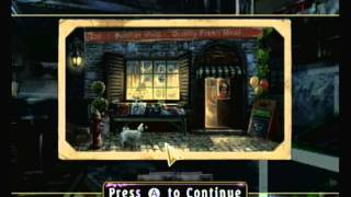 Mystery Case Files The Malgrave Incident Part 32: Postcards, Robot Puzzle, and Tragedy Mask