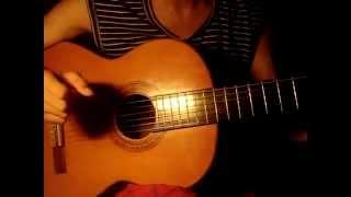 Kỷ niệm trường xưa - guitar cover