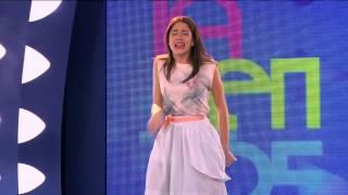 Violetta audiciona cantando ¨Destinada a Brillar¨ | Momento Musical | Violetta