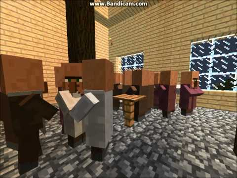 A Minecraft Production: The Boston Tea Party