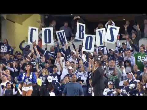 12TH Man Making Noise - Dallas Cowboys
