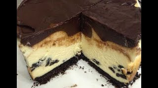 Chocolate Cookie Cheesecake | EASY TO LEARN | QUICK RECIPES