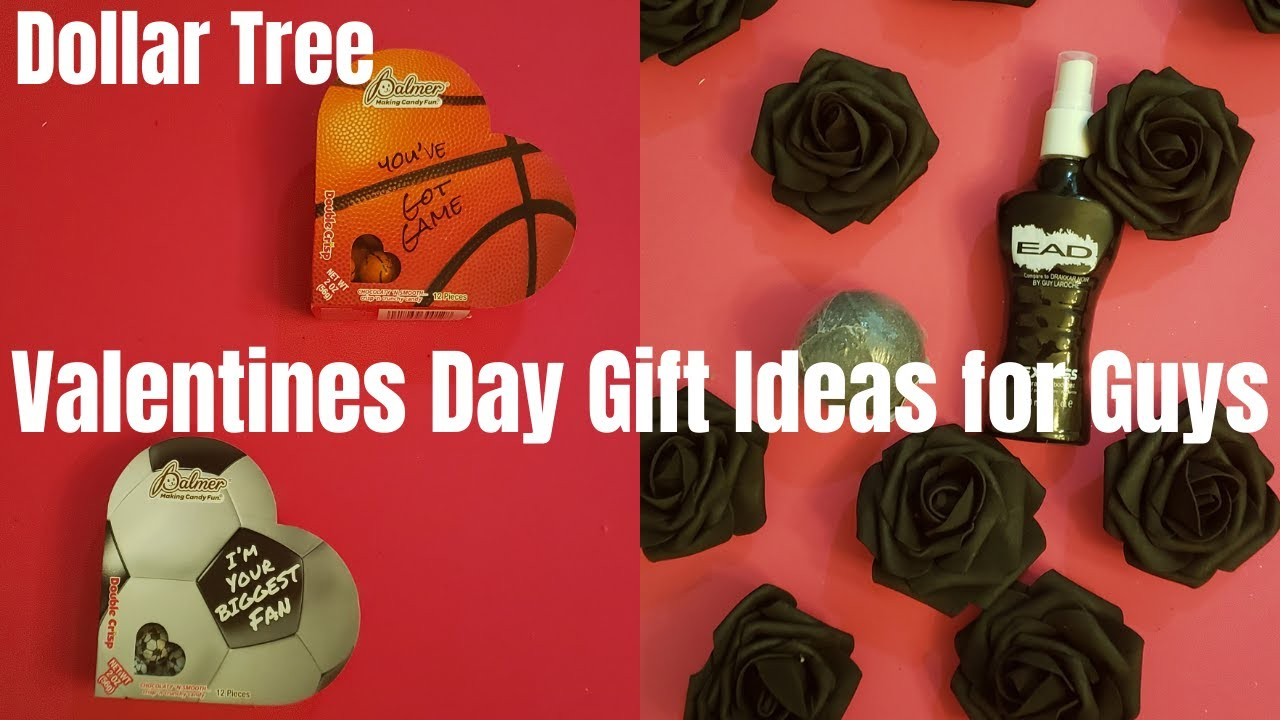 14 DOLLAR TREE VALENTINE'S DAY GIFT IDEAS FOR BOYFRIEND, HUSBAND, SPECIAL GUY #shorts