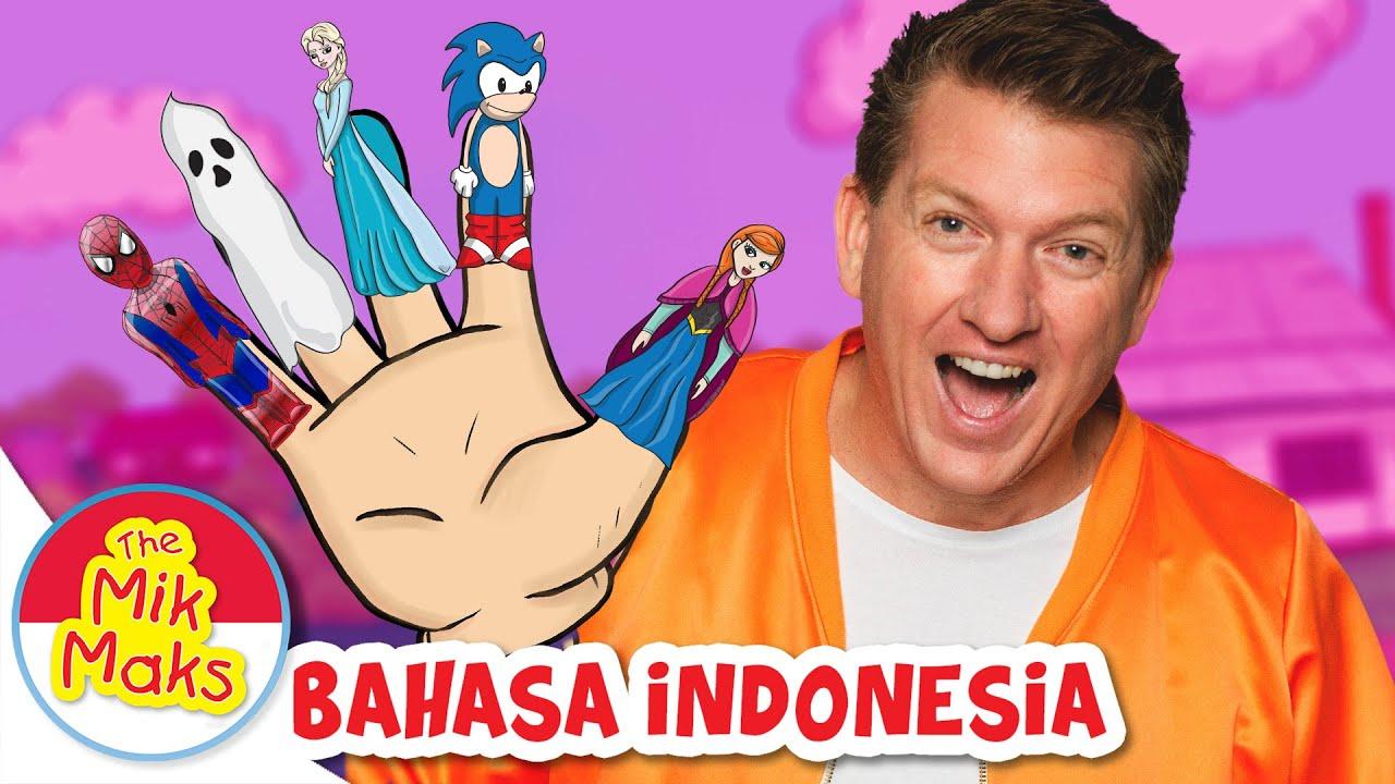 Download Koleksi Lagu Keluarga Jari | Finger Family Frozen | Lagu Anak-anak | Mik Maks Indonesia
