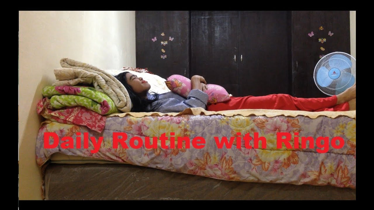 Yolanda Sings - Daily Routine with