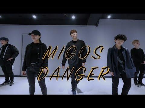 Migos - Marshmello - Danger l Choreography @CM @1997DANCE STUDIO