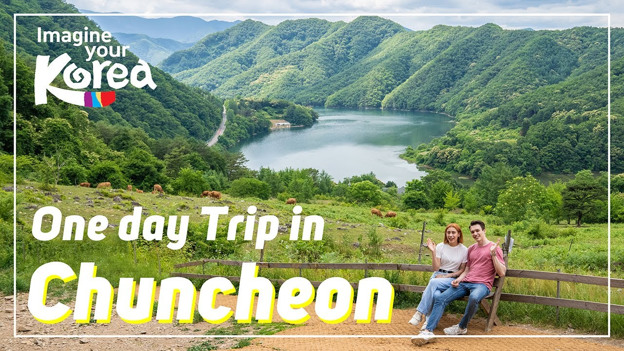 [The World in Korea] Find Your Swiss in Korea! One Day Trip in Chuncheon