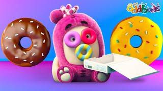 Oddbods   Nouveau   STREET FOOD   Dessins Animés Amusants pour les Enfants