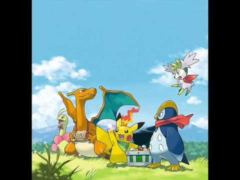 Pokémon Mystery Dungeon: Explorers Of Sky English ROMs + Cheat Codes