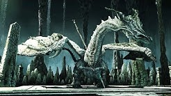 Dark Souls 2: Sinh, the Slumbering Dragon Boss Fight (4K 60fps)