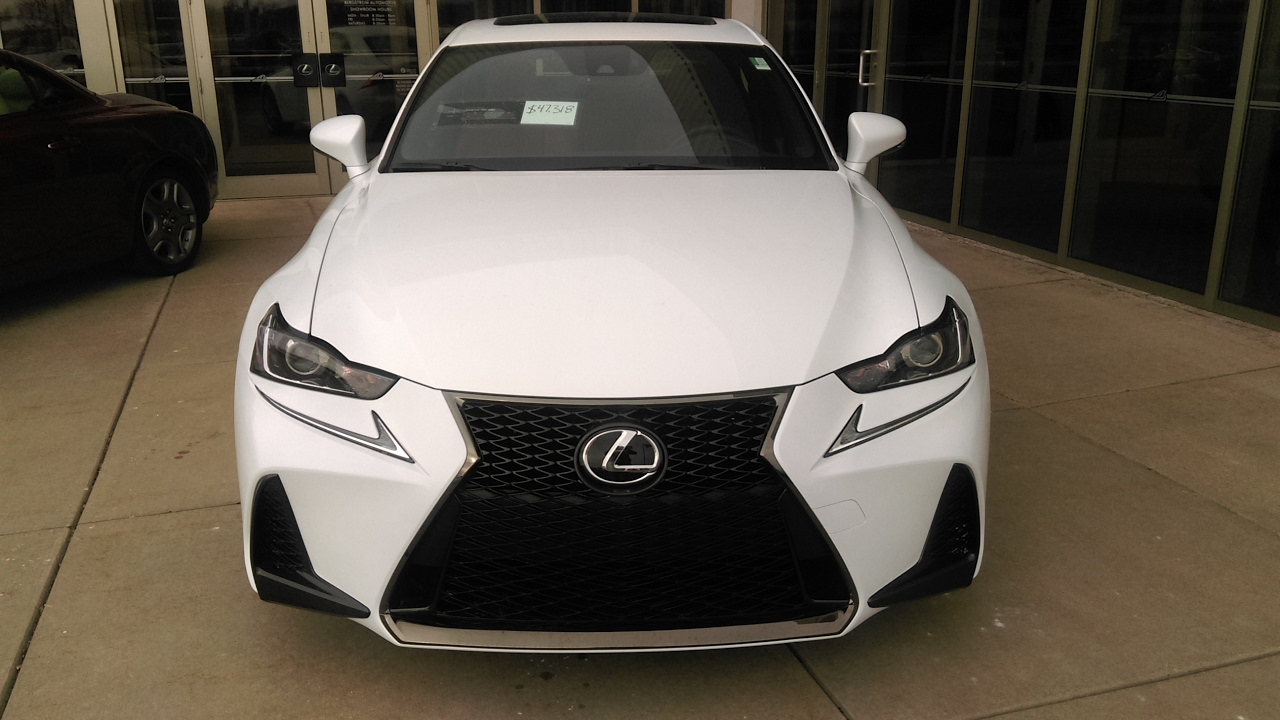 2017 lexus is 350 f sport review youtube. Black Bedroom Furniture Sets. Home Design Ideas
