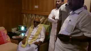Travelling in a Train to Thiruvarur - Kalaignar Karunanidhi