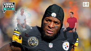 Inside Le'Veon Bell's Mind As His Holdout Deadline Looms | Simms & Lefkoe