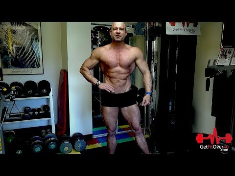 7.5 Weeks Out to the Vancouver Pro Am Update Video with Posing