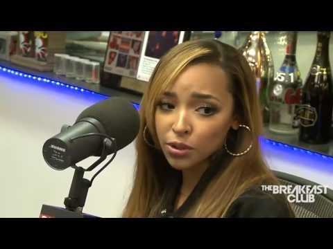 Tinashe Interview at The Breakfast Club Power 105.1 (10/7/2014)